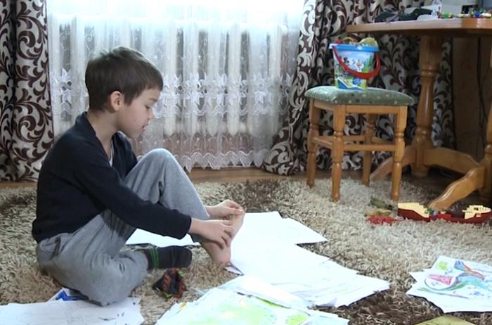 В Полтавской области на 6-летнего ребенка нападает потусторонняя сила