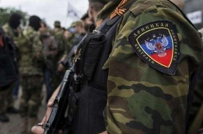 На Донетчине экс-боевик сдался правоохранителям