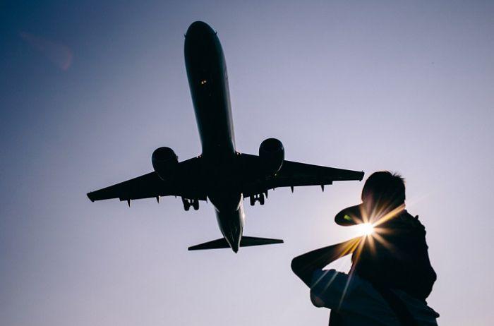 Как раз и навсегда преодолеть страх перед полетом на самолете