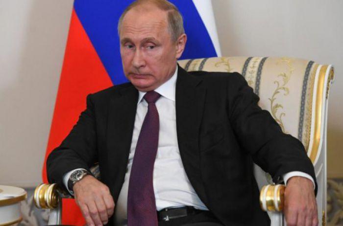 Тайный ребенок Путина впервые появился на ТВ