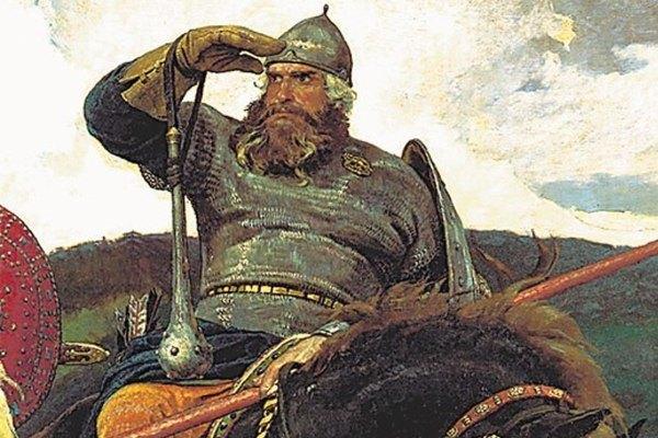 Древнее меню: что если русские богатыри