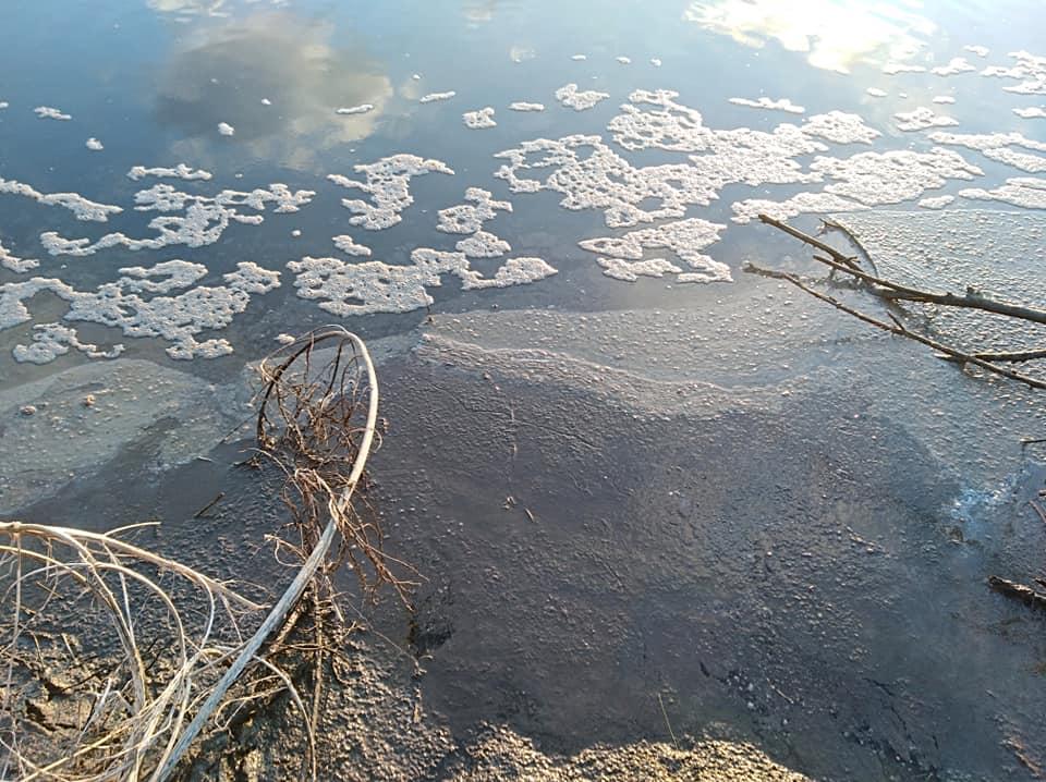 Под Киевом назревает масштабная экологическая катастрофа. ФОТО