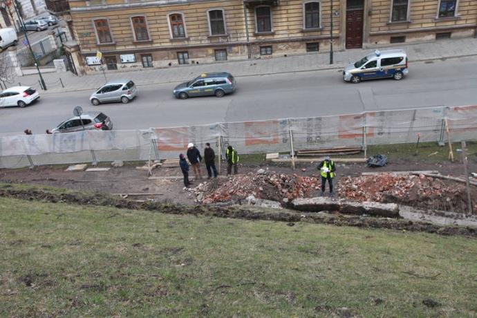 В Польше во время строительных работ погиб украинец. ФОТО