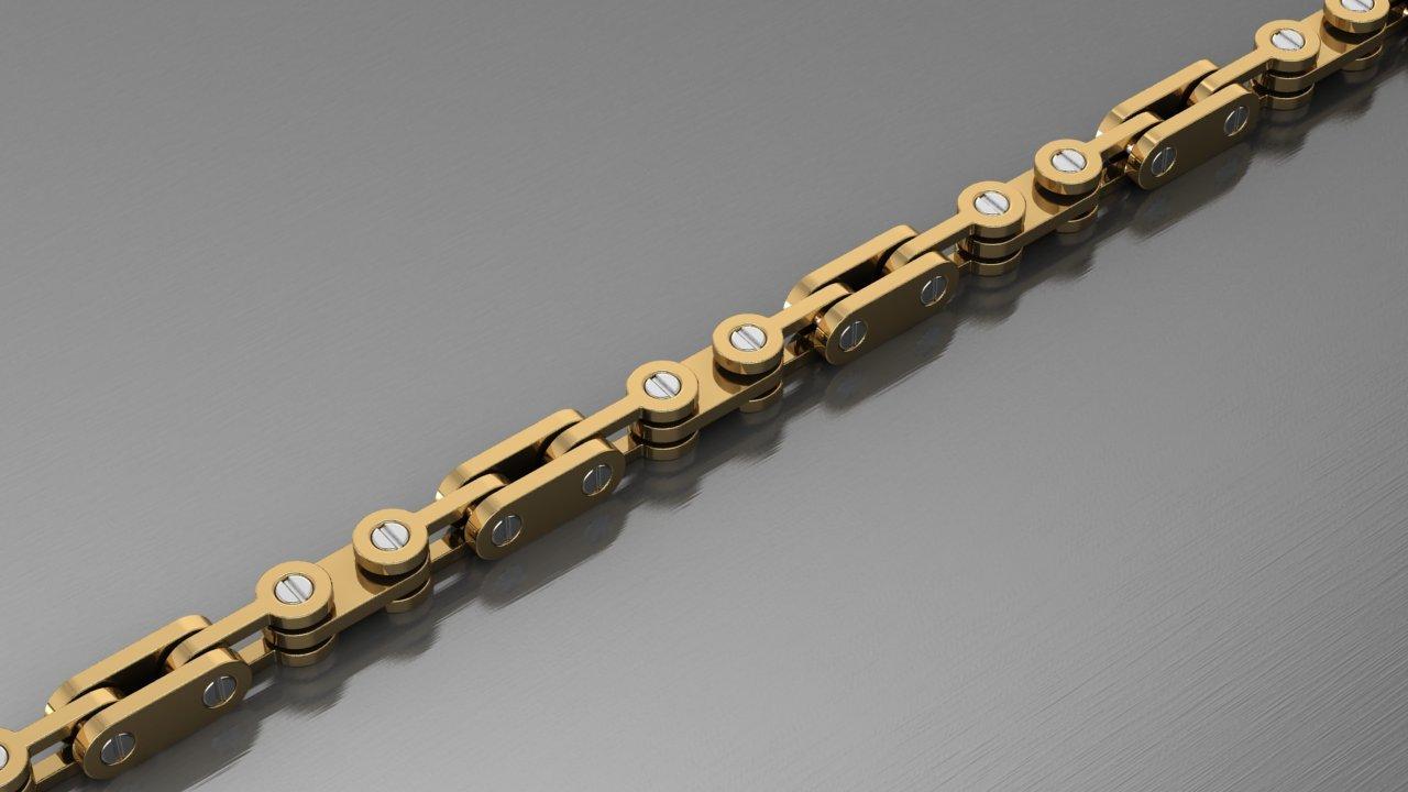 Тонкости выбора золотой мужской цепочки