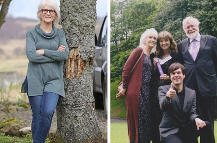 71-летняя женщина из Шотландии ни разу в жизни не чувствовала боли