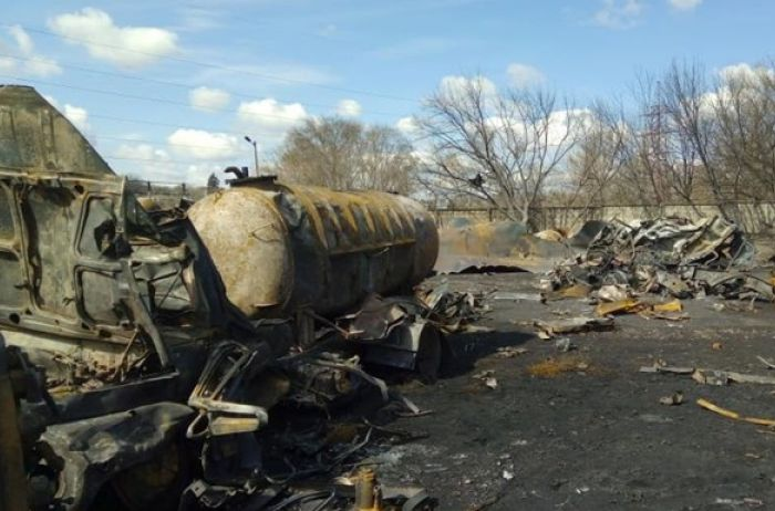 Пожар в Кропивницком: скончался один из пострадавших
