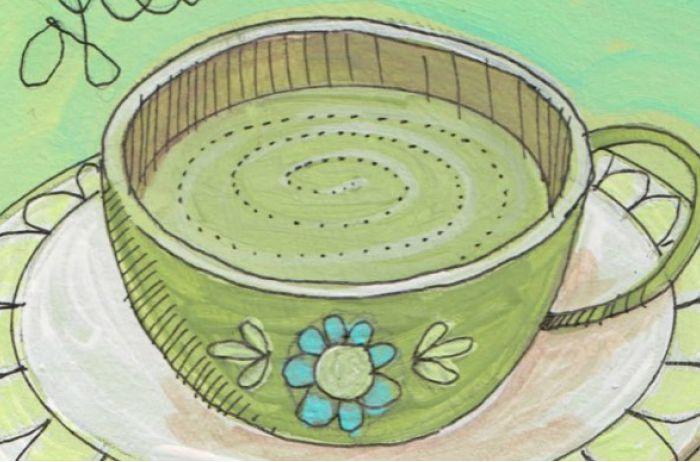 Что способны сделать с сердцем три чашки зеленого чая в день