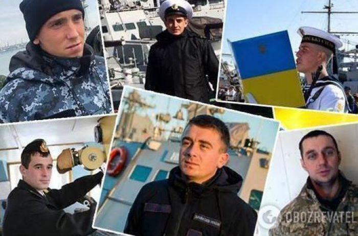 Украинских моряков признали военнопленными уже и в РФ