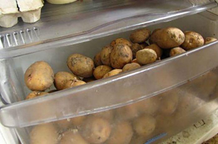 Никогда не кладите картошку в холодильник: есть две веские причины