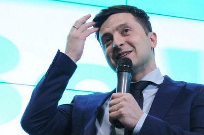 Архивное видео Зеленского всплыло в сети. ВИДЕО