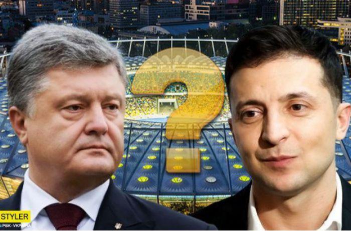 Дебаты на носу: Зеленский рассказал, где можно взять билеты
