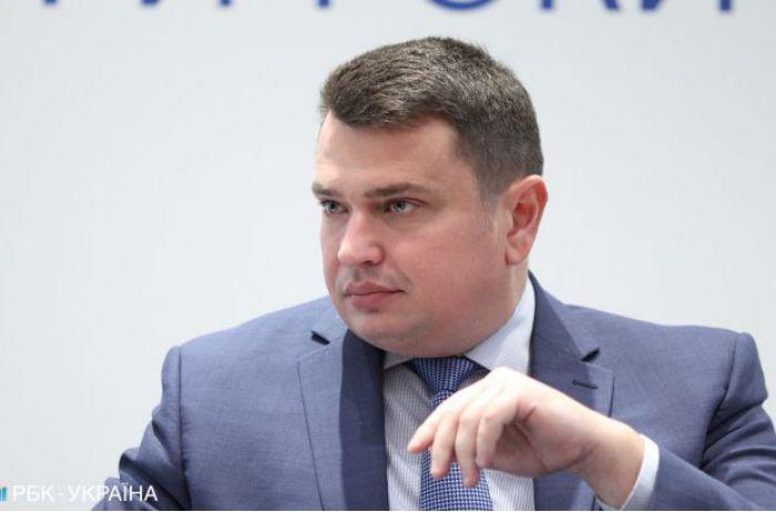 ГБР жестко взялось за Сытника из-за Крючкова