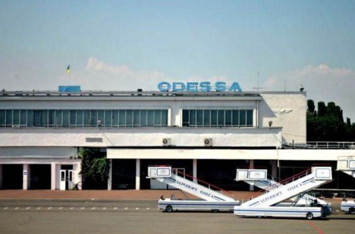 В Украине заминировали «Международный аэропорт Одесса»