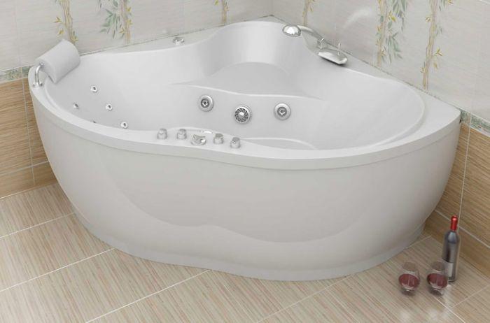 Уход за акриловой ванной: правила и рекомендации