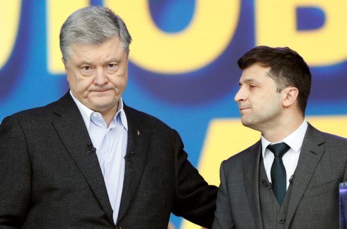Россиянка убила мужа, который мешал ей смотреть дебаты Зеленского и Порошенко