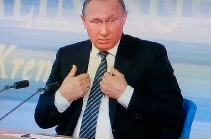 Спасет Украину от украинцев: Путина поймали на тревожной оговорке. ВИДЕО