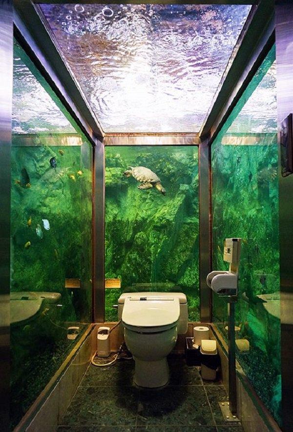 В Японии создали туалет, прославившийся на весь мир