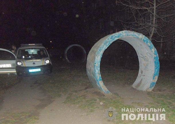 В центре Киева нашли на улице новорожденного ребенка
