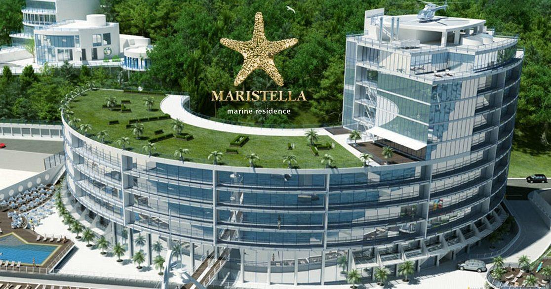 Роскошный отдых в Одессе в отеле «Maristella Marine Residence»