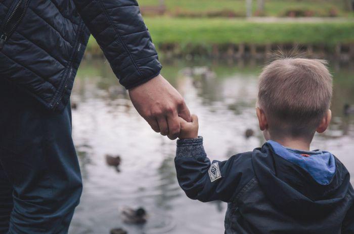 В Запорожье гражданин Дании похитил 2-летнего мальчика