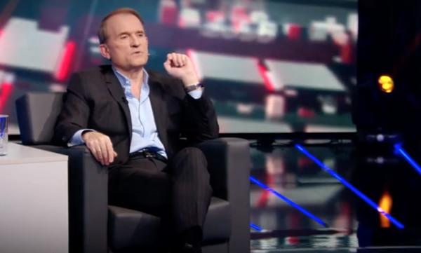 Молчанов Кирилл: Медведчук говорит много конкретных вещей, способных стать основой государственной политики Украины
