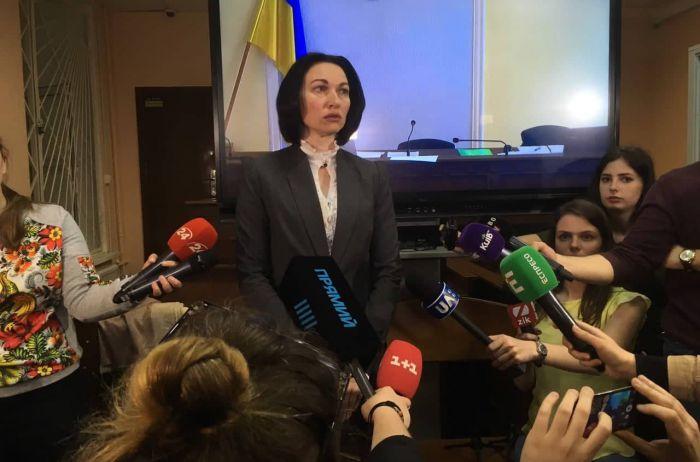 Глава Антикоррупционного суда Танасевич сделала громкое заявление