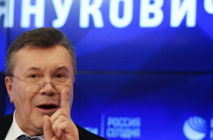 Янукович обеднел на 3 млн долларов благодаря украинским властям