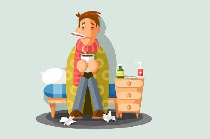 Медики рассказали, как наверняка отличить грипп от простуды