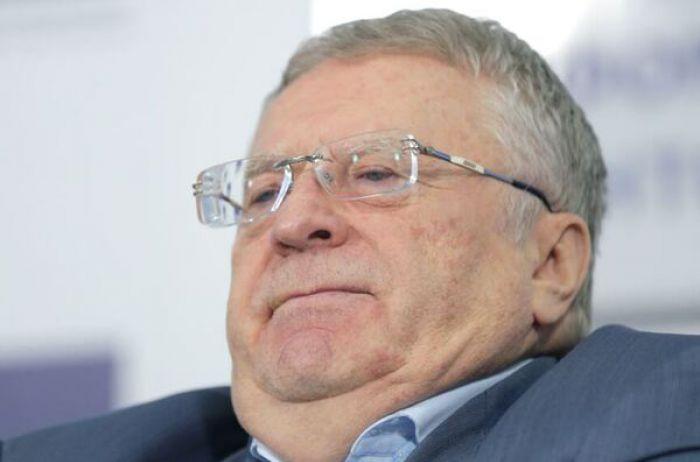 «Взять всё и поделить». Жириновский озвучил новые дикие фантазии об Украине