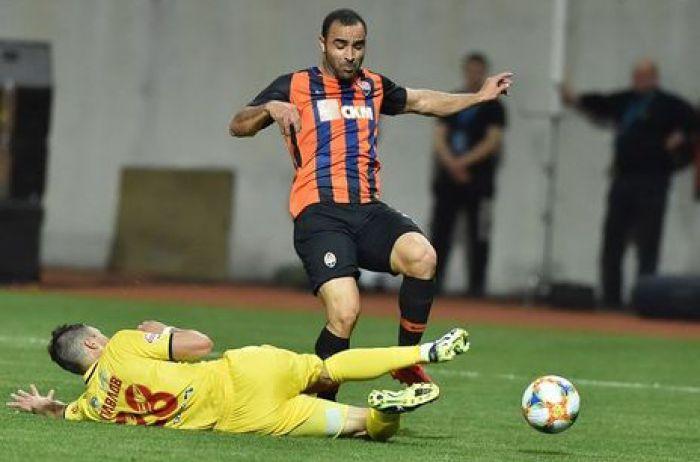 «Шахтер» стал обладателем Кубка Украины по футболу: клуб низшего дивизиона продержался до 28-й минуты