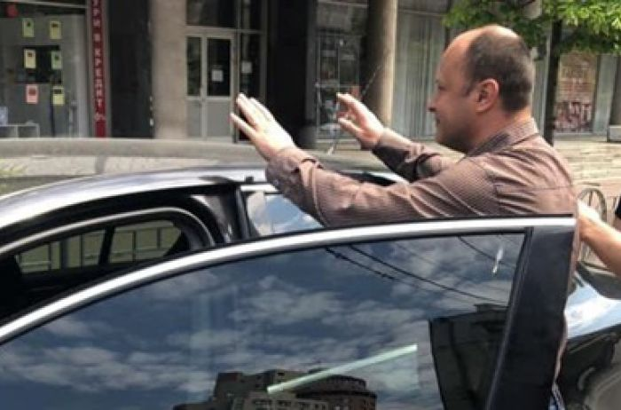 Председатель Госслужбы занятости погорел на взятке почты в полмиллиона гривен