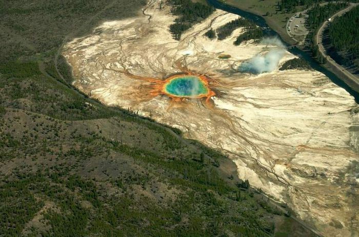 Началось извержение Йеллоустонского вулкана: планету ждет  нечто страшное