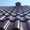 Металлочерепица – отличный кровельный материал для вашей крыши