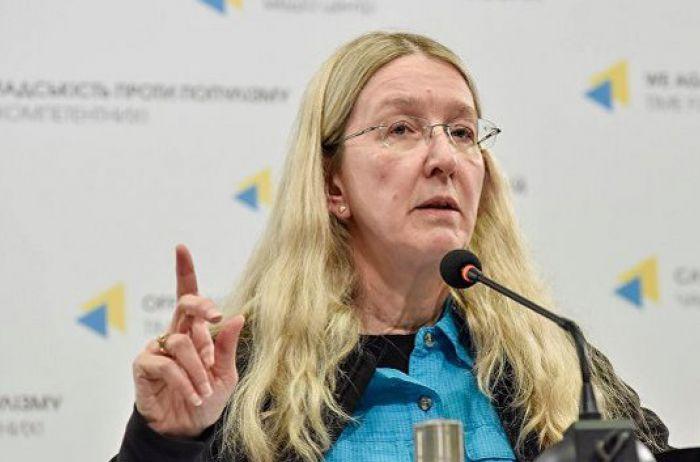 """Медреформа в Украине: Супрун предупредила о """"шоковом"""" периоде"""