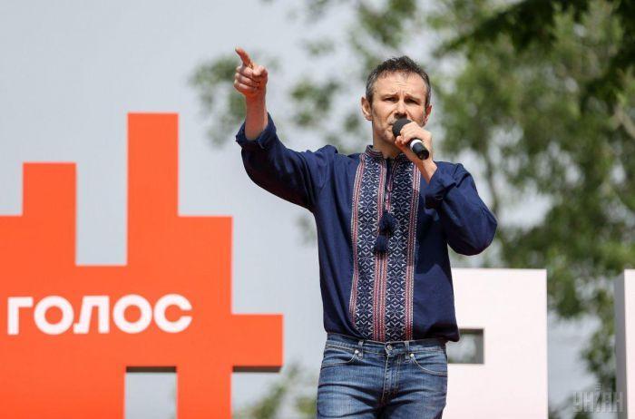 «Голос» вовремя заметил пророссийских кандидатов в своих рядах