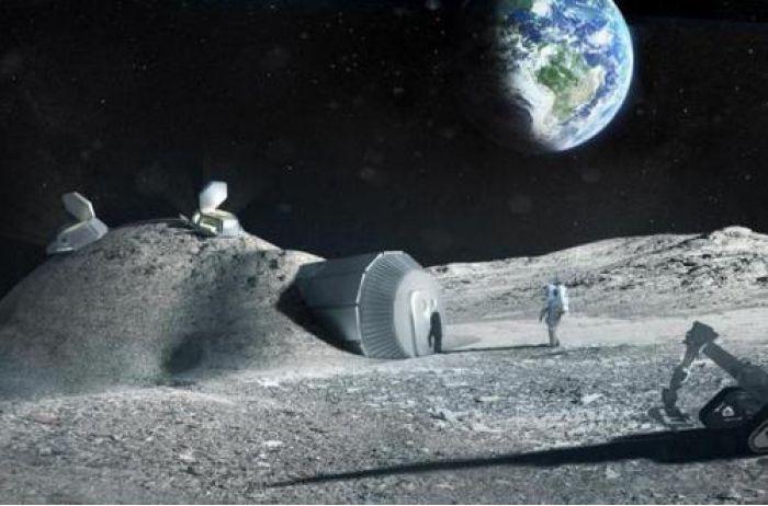 """Ученые заявили о необычной """"начинке"""" под поверхностью Луны"""