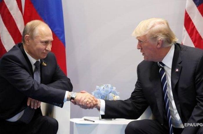 В Кремле рассказали о деталях встречи Трампа и Путина