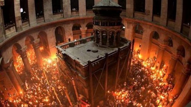 В Вифлееме, на месте рождения Иисуса Христа, обнаружен древний артефакт: ждала 1500 лет