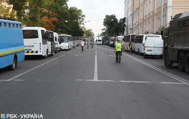 Ситуация накаляется: в Киев согнали более тысячи силовиков