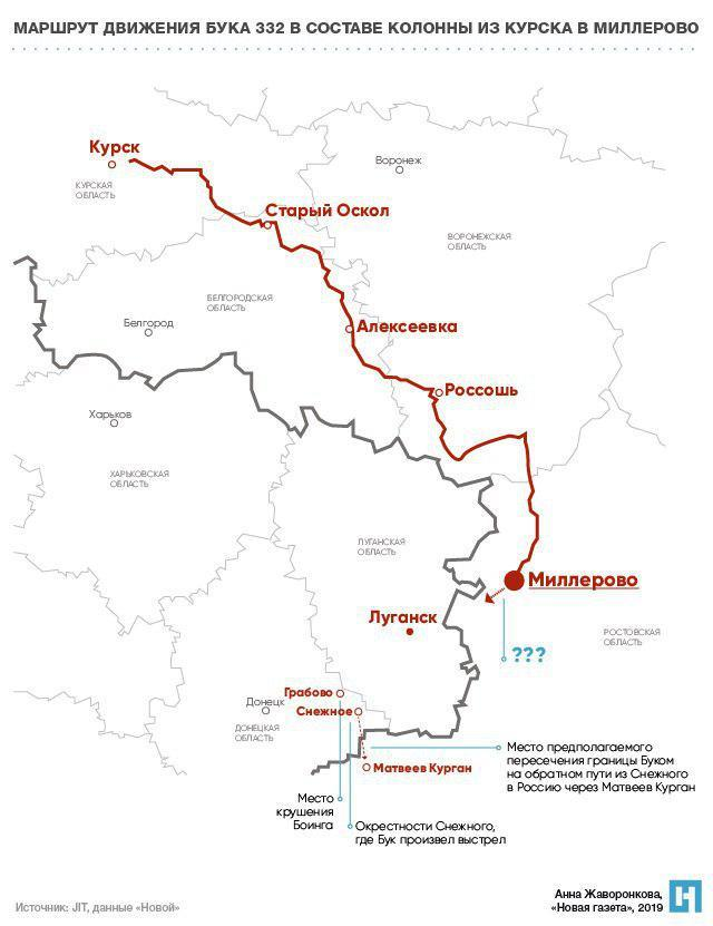 Крушение MH17: опубликованы новые доказательства против РФ