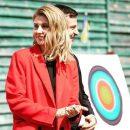 """Елена Зеленская показала, как на ней """"сидит"""" костюм за 20 тысяч"""