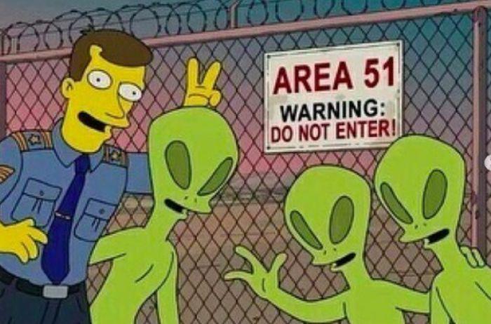 """Что такое """"Зона 51"""" и почему ее хотят штурмовать"""