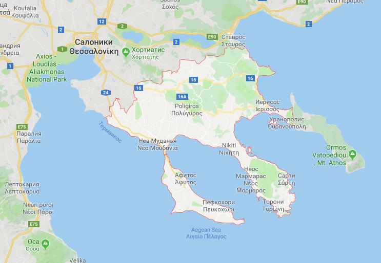 На Грецию обрушился страшный ураган: погибли туристы. ФОТО