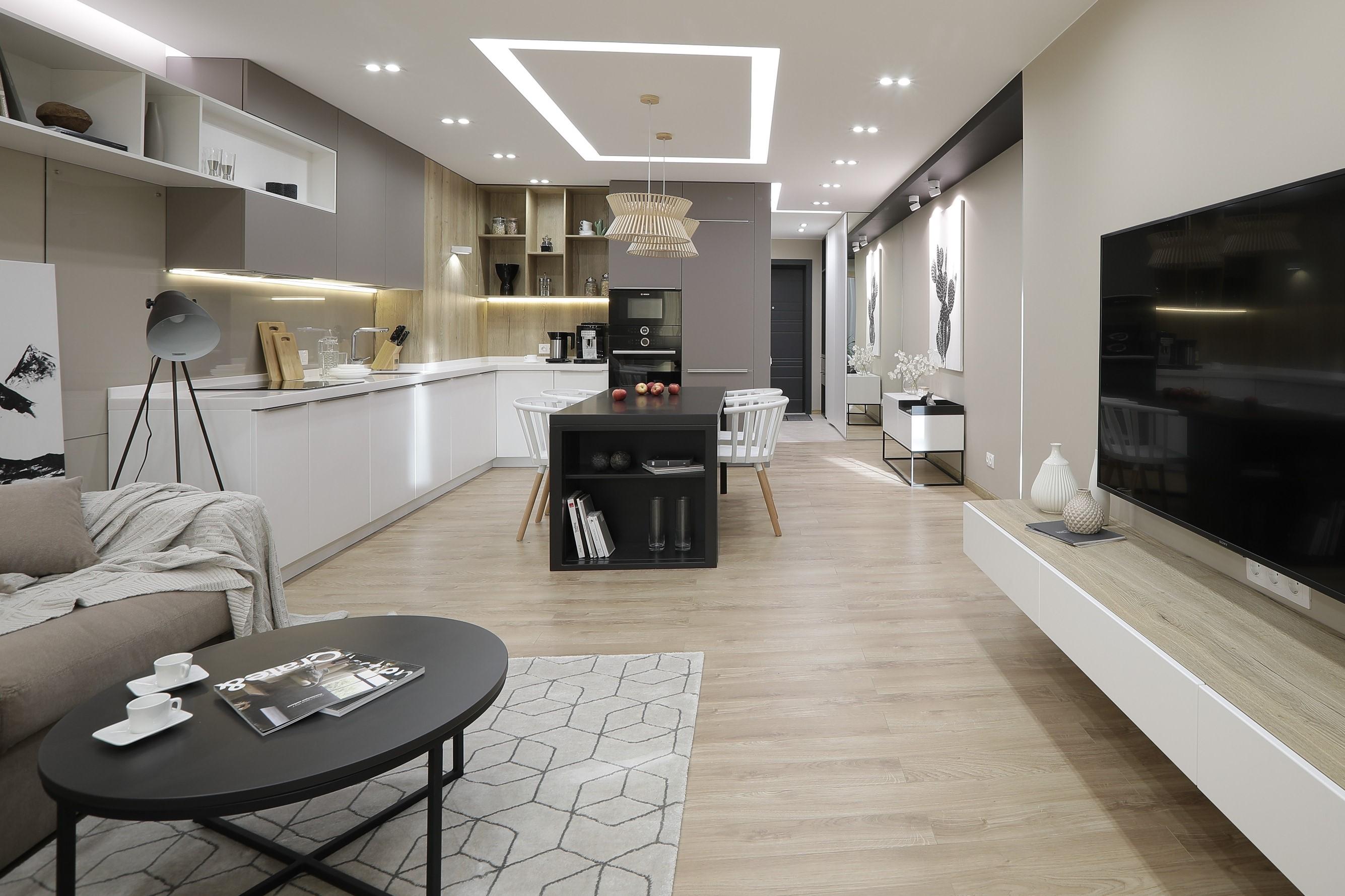 Соблюдение сроков при разработке дизайна квартир в Одессе: stroyhouse.od.ua