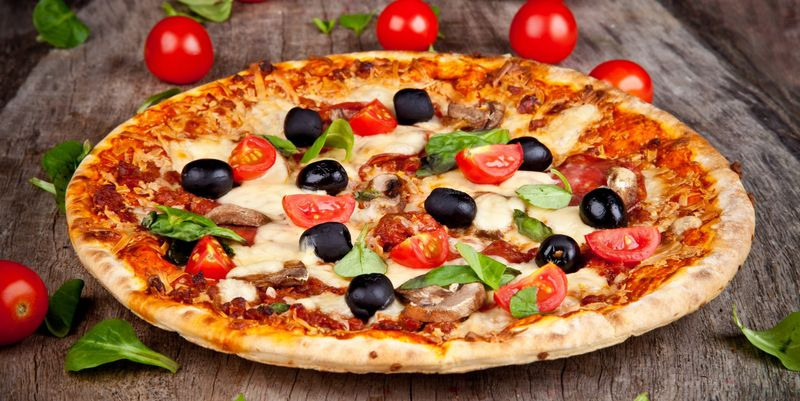 Самая вкусная пицца во Львове