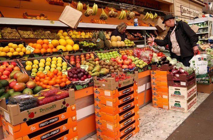 Украина резко увеличила закупки агропродукции
