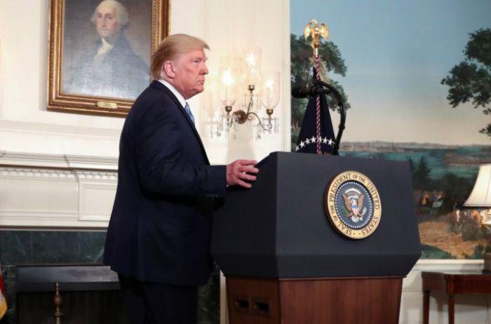 «Казнить» и «пролить свет на темные закоулки интернета»: Трамп придумал, как обезопасить американское общество