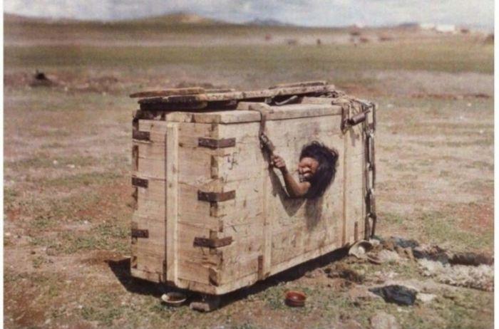Сундук для изменщицы: как в Монголии наказывали неверных женщин