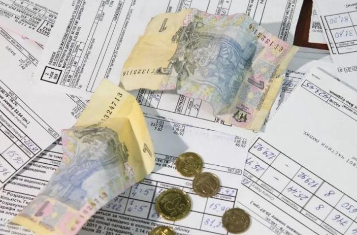 Украинцам назвали размер абонплаты за коммуналку