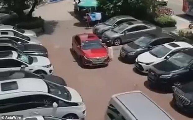 Такого вы еще не видели: как паркуется самый осторожный водитель в мире